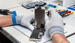 تعمیر یا تعویض ال سی دی M40 سامسونگ – M405 | موبایل کمک