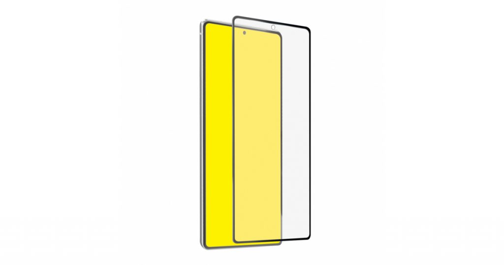 تعویض گلس ال سی دی samsumg Galaxy Note20