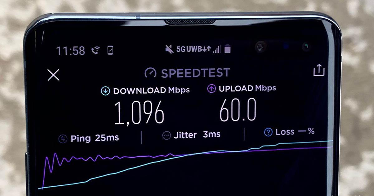 سرعت فناوری 5g چیست