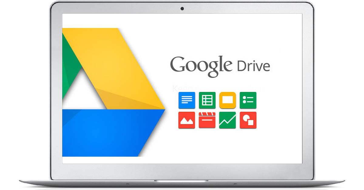 گوگل درایو برای انتقال فایل