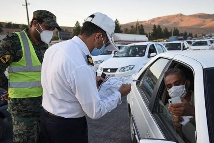 جریمه کرونایی خودرو چقدر است؟