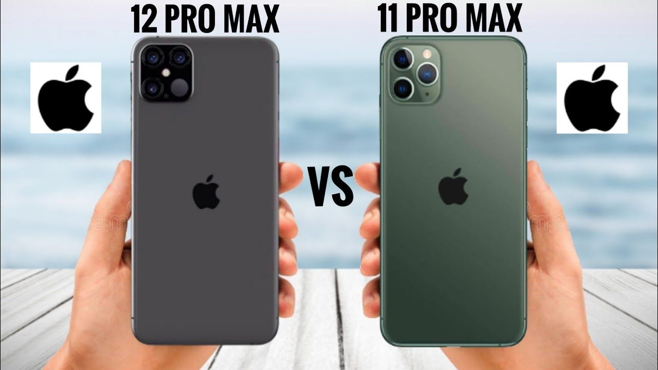 مقایسۀ آیفون 11 پرومکس با آیفون 12 پرومکس
