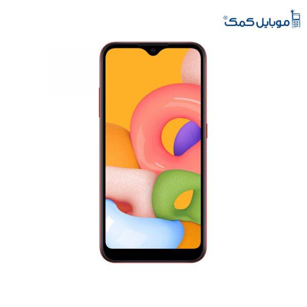 گوشی موبایل سامسونگ مدل Galaxy A01