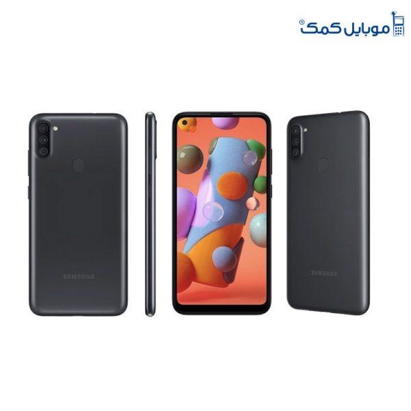 گوشی موبایل سامسونگ مدل Galaxy A11