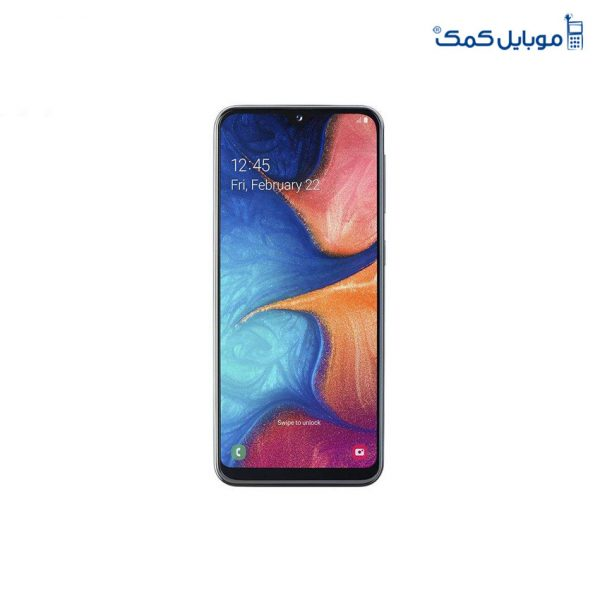گوشی موبایل سامسونگ مدل Galaxy A20