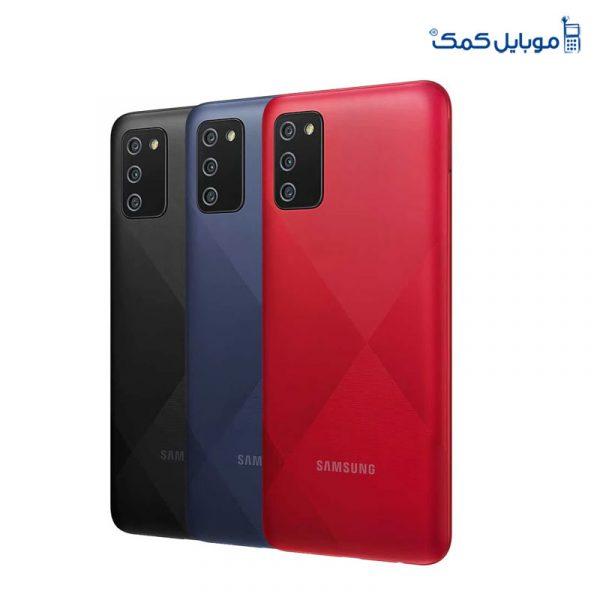 گوشی موبایل سامسونگ مدل Galaxy M02s