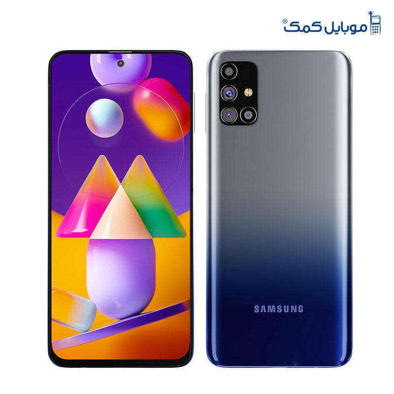 گوشی موبایل سامسونگ مدل Galaxy M31s