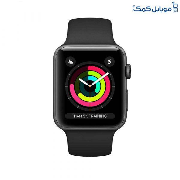 ساعت هوشمند اپل واچ سری ۳ آلومینیوم