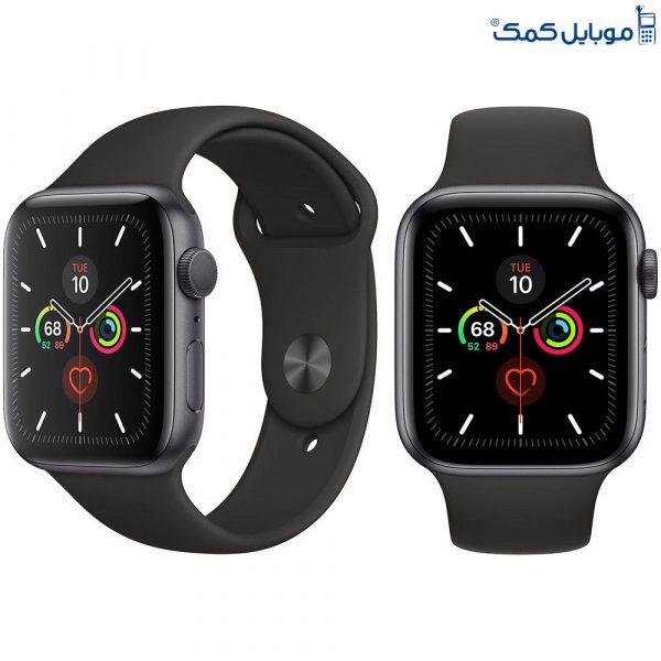 ساعت هوشمند اپل واچ سری ۵ آلومینیوم