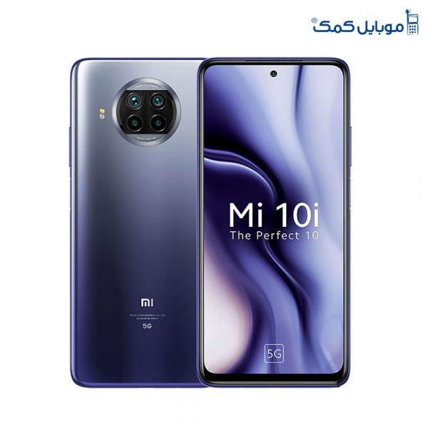 گوشی موبایل شیائومی مدل Mi 10i 5G