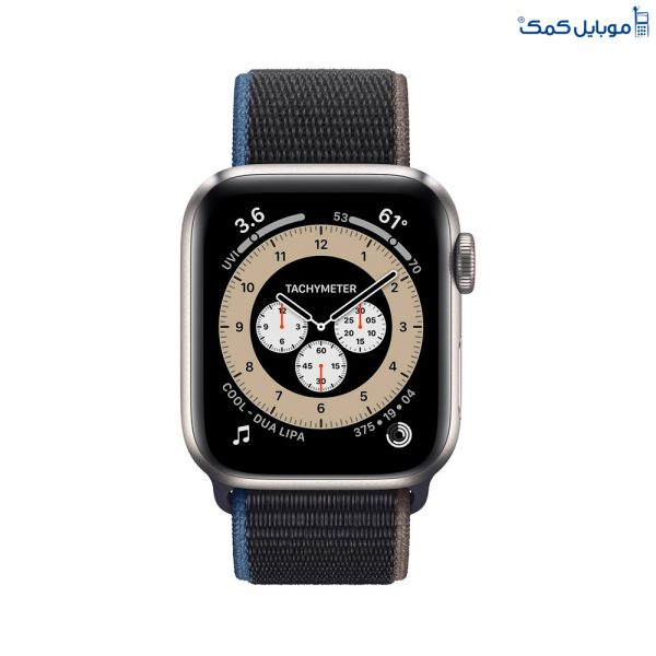 ساعت هوشمند اپل واچ ادیشن سری ۶