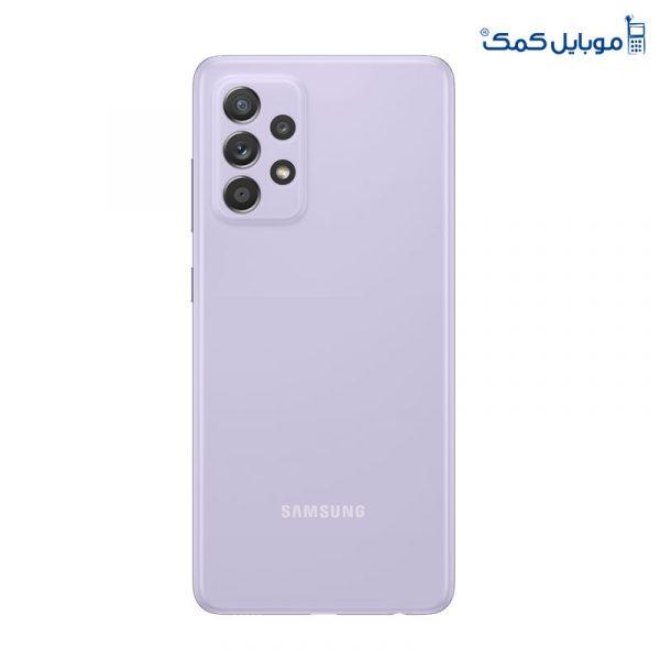 گوشی موبایل سامسونگ Galaxy A52