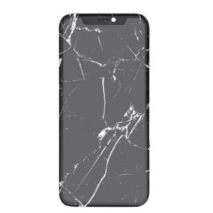 تعویض گلس یا شیشه شکسته آیفون XR