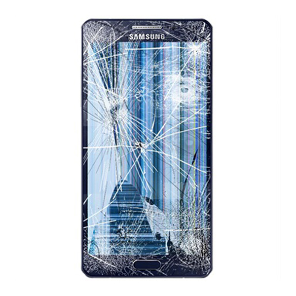 گلس سامسونگ Note 4 + اجرت تعویض