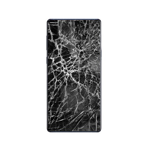 گلس سامسونگ Note 9 + اجرت تعویض
