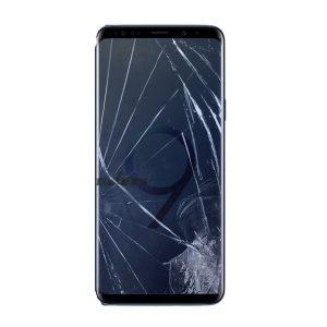 گلس سامسونگ S9 Plus + اجرت تعویض