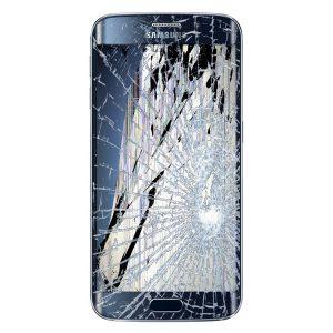 گلس سامسونگ S6 Edge + اجرت تعویض