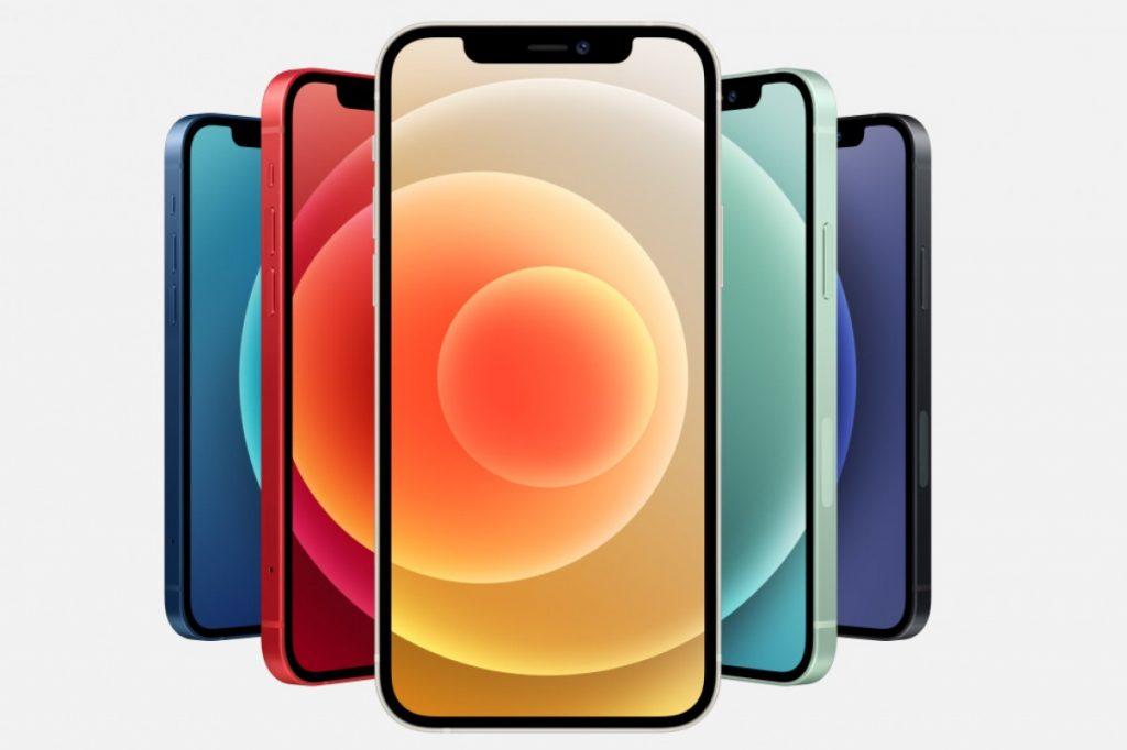 تاچ ال سی دی Apple iPhone 12 Mini